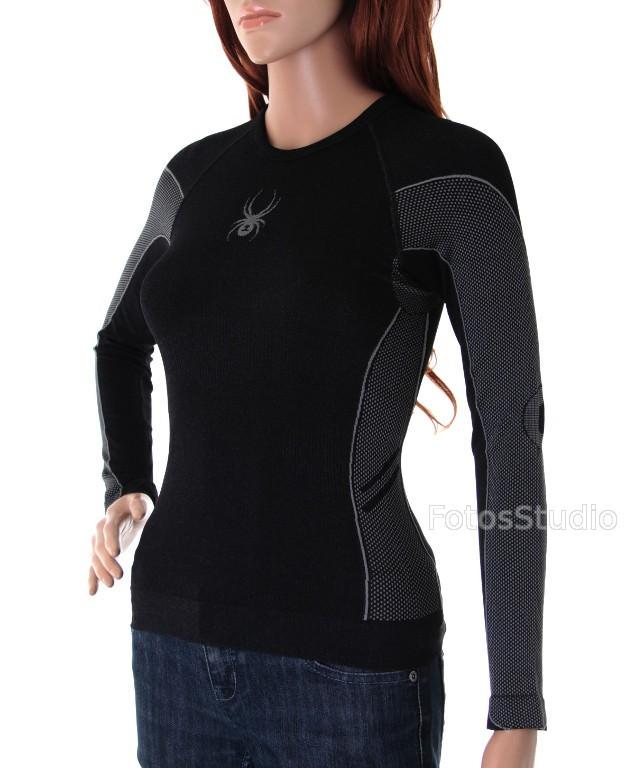 7e6ddec1970b18 22F Bluzka damska koszulka sportowa z długim rekawem T-shirt ...