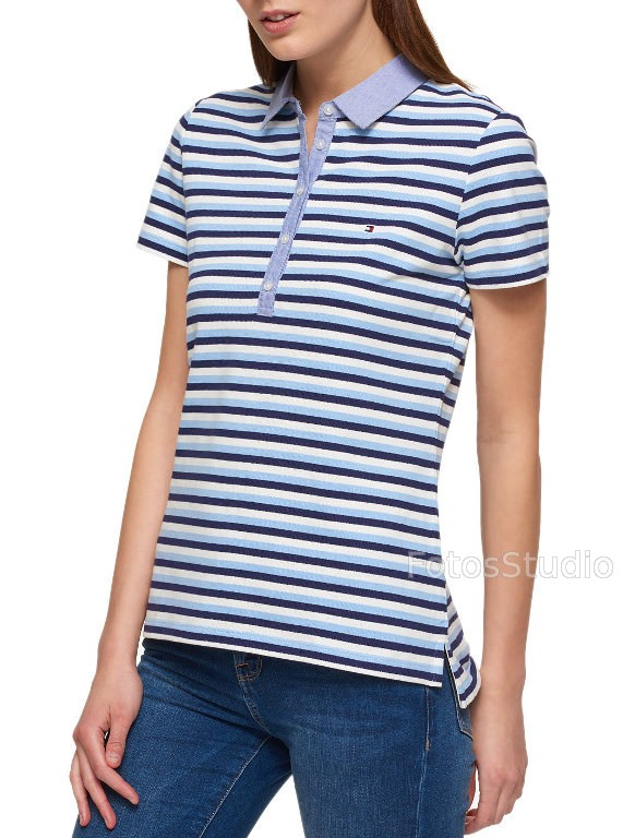 841b6cc0cb99f Bluzka koszulka polo damska TOMMY HILFIGER S - Sklepo-Sfera.pl ...