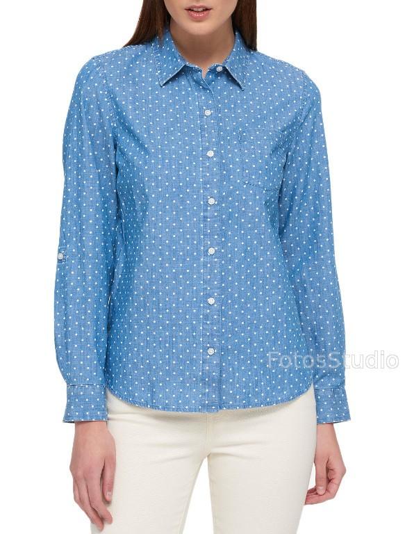 e389abd05e9f7 Koszula bluzka damska z dlugim rekawem TOMMY HILFIGER L - Sklepo ...