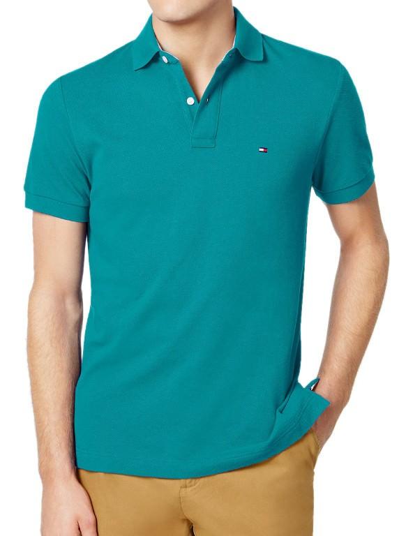 0a62236012732 Koszulka t-shirt bluzka Polo męska TOMMY HILFIGER XXL gw - Sklepo ...