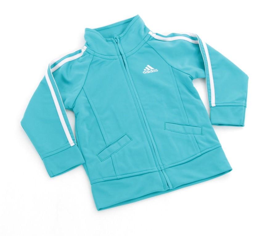 Komplet dla dziewczynki Dres Adidas 18 m cy 86 cm gww
