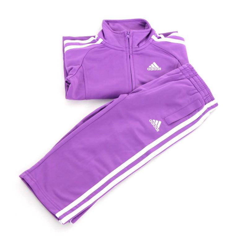 Komplet dla dziewczynki Dres Adidas 24 m cy 92 cm gww