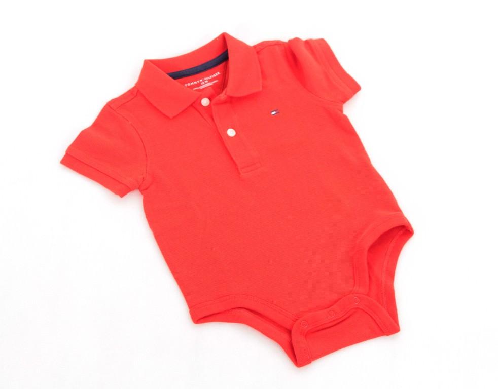 346d1fd371b19 Body dziecięce TOMMY HILFIGER 18 miesięcy 80 cm - Sklepo-Sfera.pl ...
