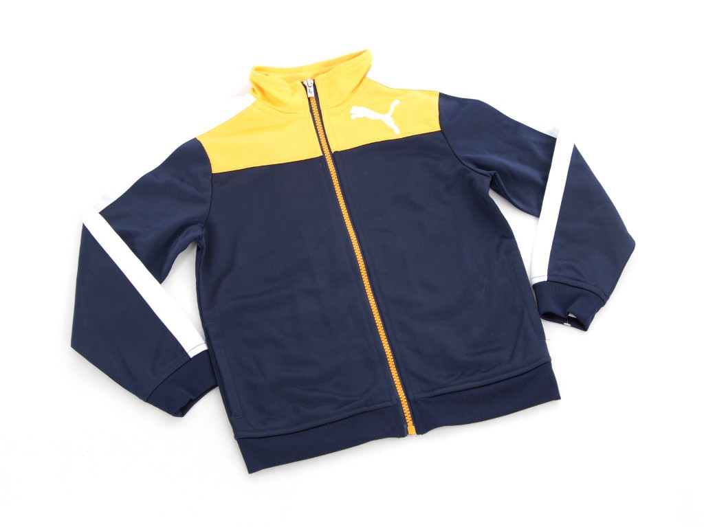 taniej jak kupić super tanie Bluza dla chłopca PUMA 5 lat 110 cm gw