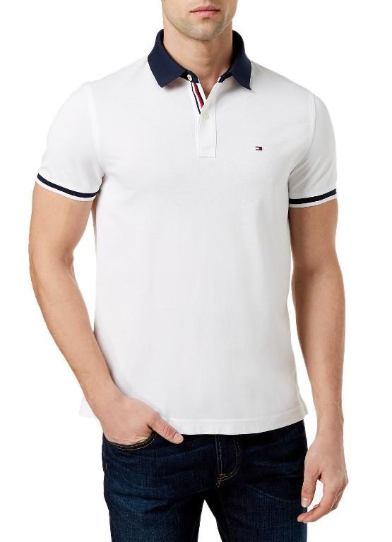 34db512d8 Koszulka t-shirt bluzka Polo męska TOMMY HILFIGER M - Sklepo-Sfera ...