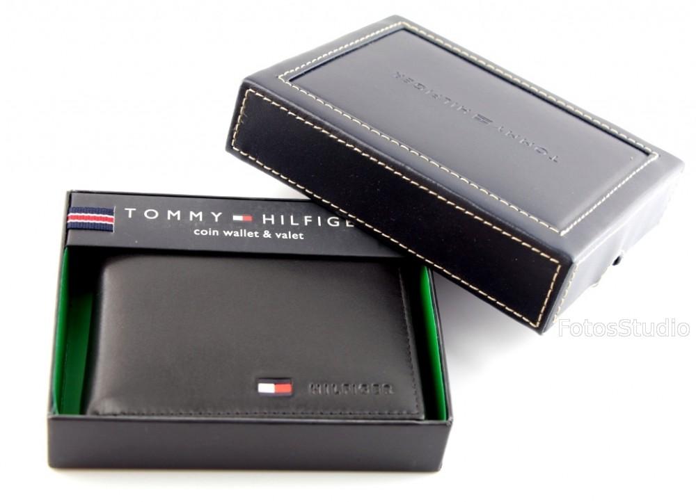 Sklep portfel m ski sk rzany tommy hilfiger z kieszeni na monety sklepo sklep for Porte zen fiber