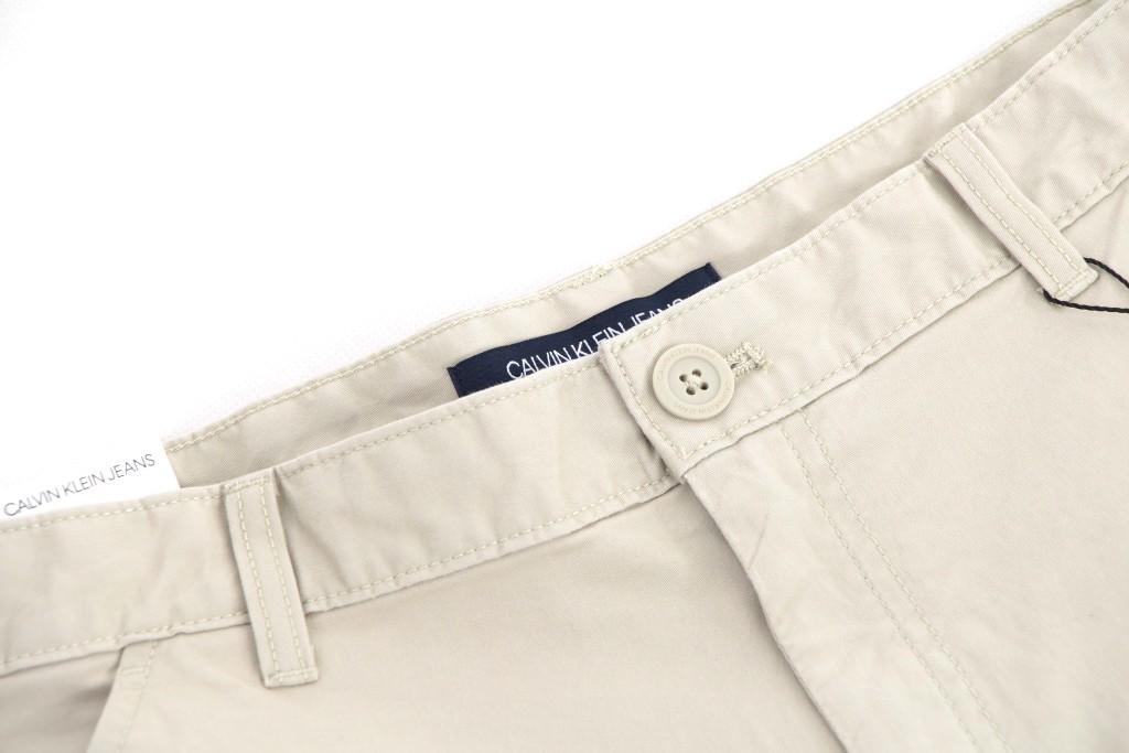 Spodnie krótkie męskie, spodenki Calvin Klein 36